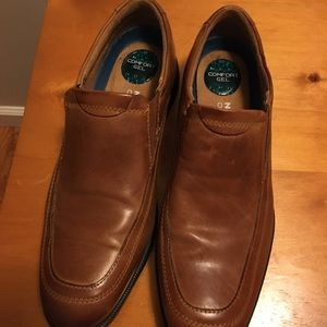 Nunnbush comfort gel with memory foam shoes